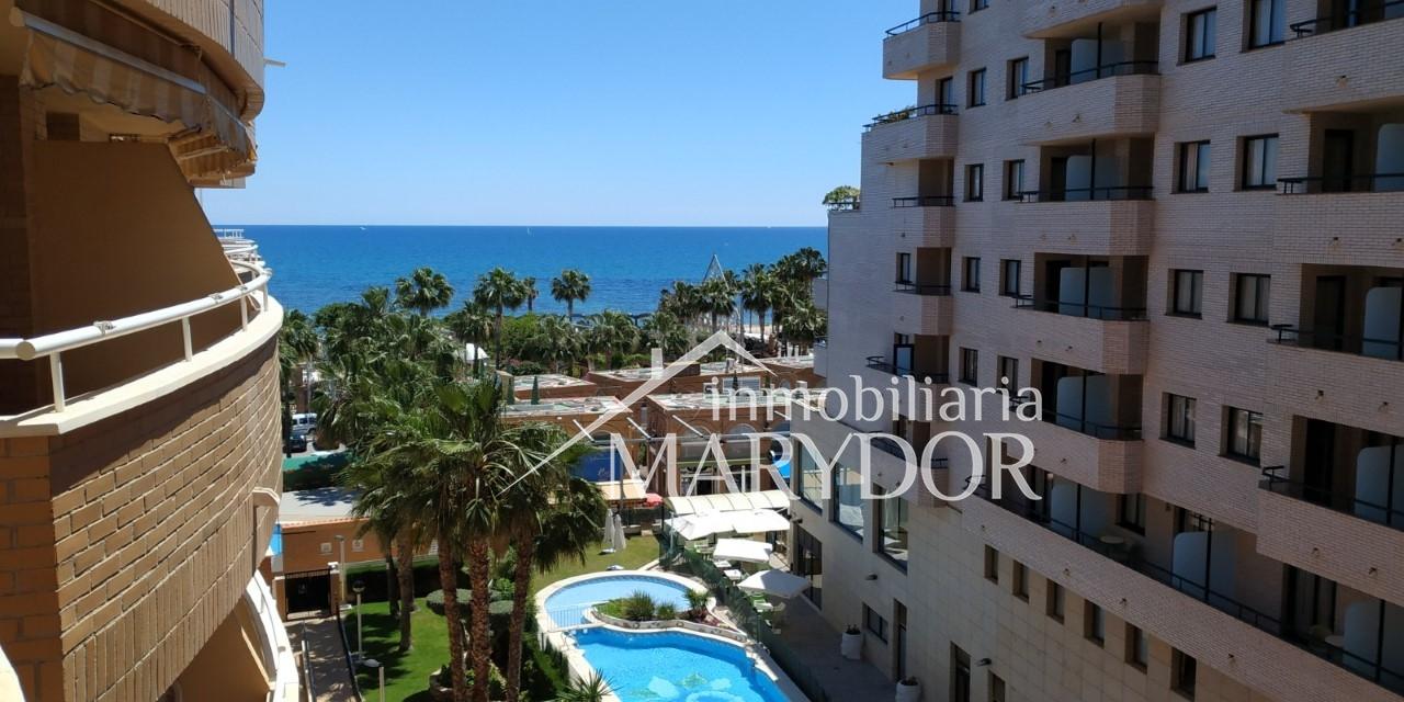 Alquiler apartamento en Oropesa 1ª linea de playa