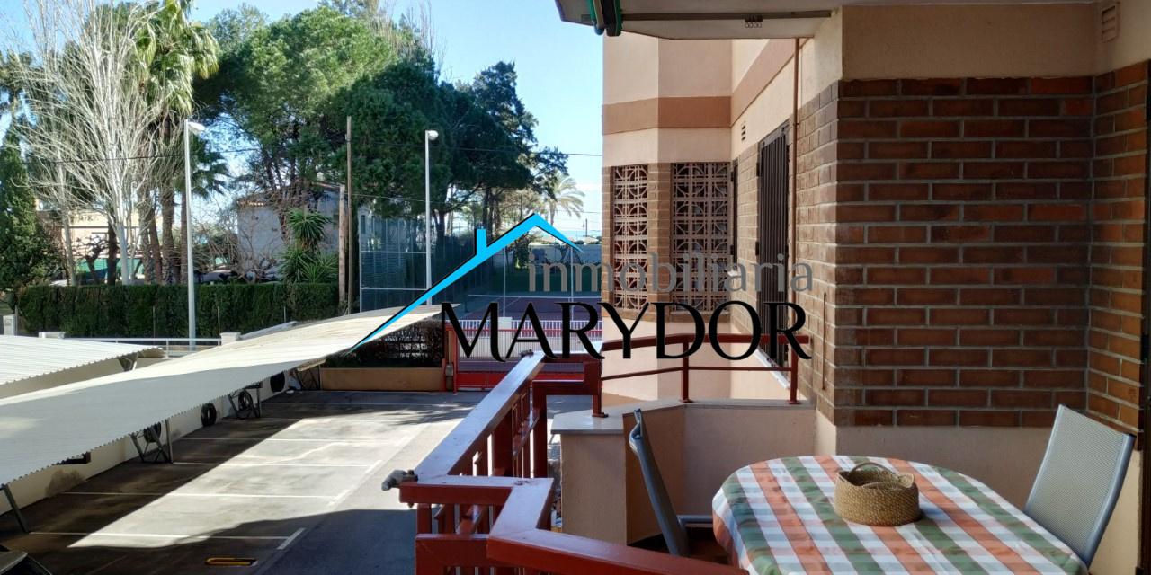 Acogedor apartamento en zona del hotel Trinimar